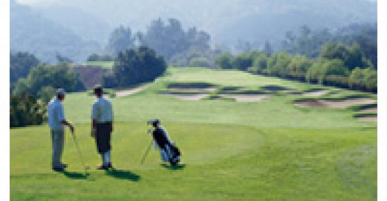 Celebrity Chefs Extend Reach to Golf