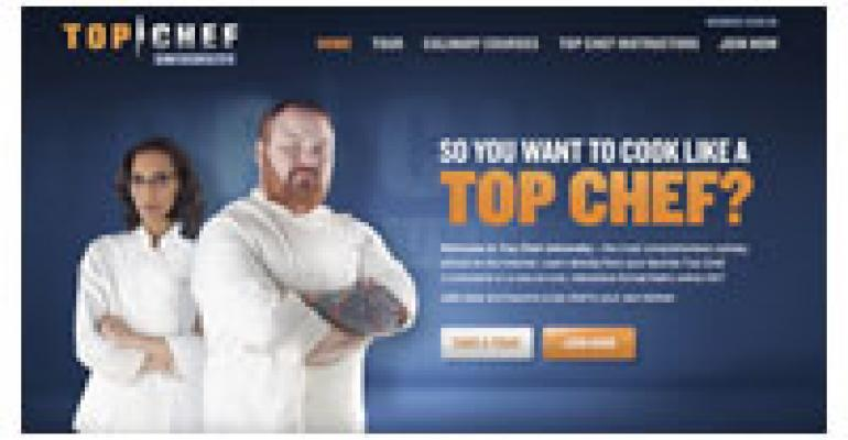 Top Chef University: Too Cool For Cyber-School?