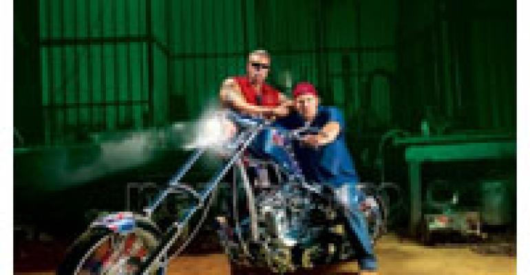 American Choppers Cuisine: Born to Be Wild
