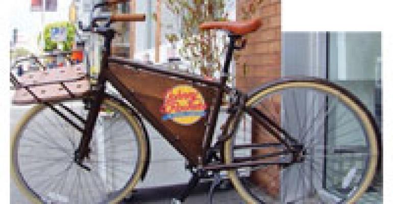 Burgers By Bike