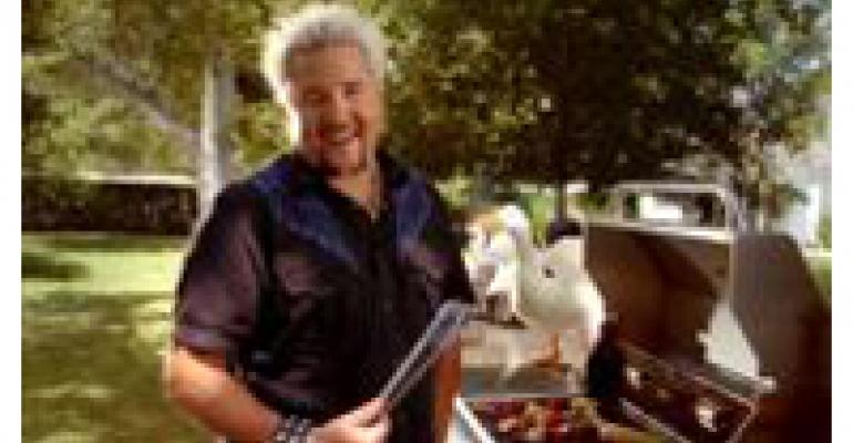 Would You Buy Insurance From Guy Fieri?