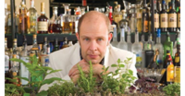 Master Mixologist: Adam Seger