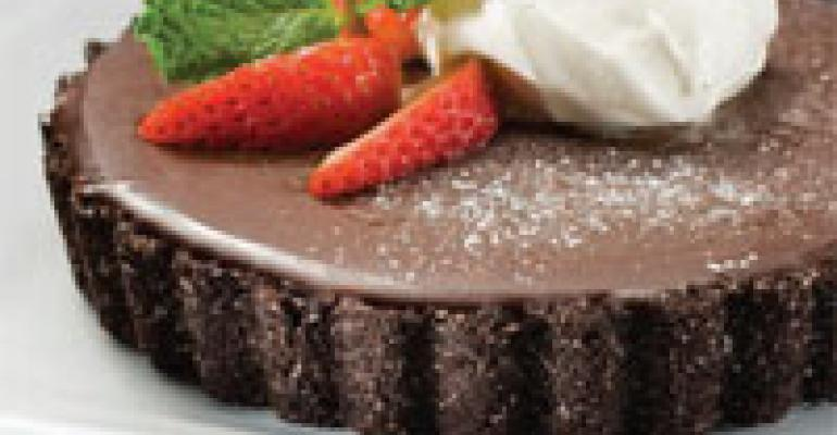 Chocolate Mascarpone Pie