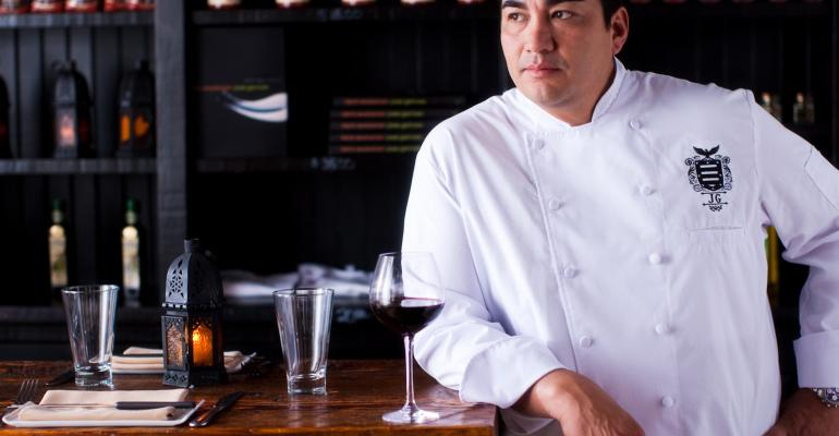 Jose Garces is 2012 MenuMasters Hall of Fame Inductee