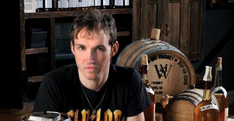 Master Mixologist: Kevin Wildermuth, Greenhouse Tavern, Cleveland