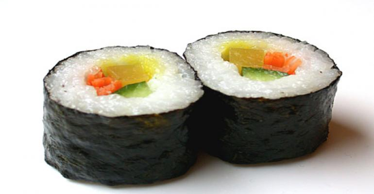 Study: sushi restaurants ready to snap back