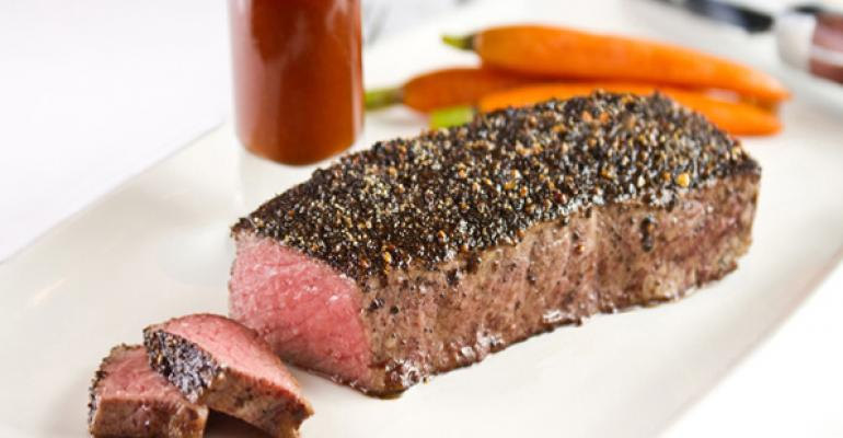 Menu engineering: Customers still want steak