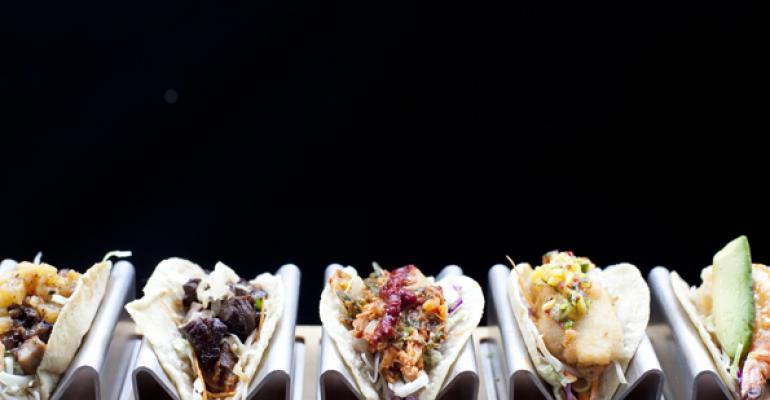 Combo Tacos from Tokio Pub