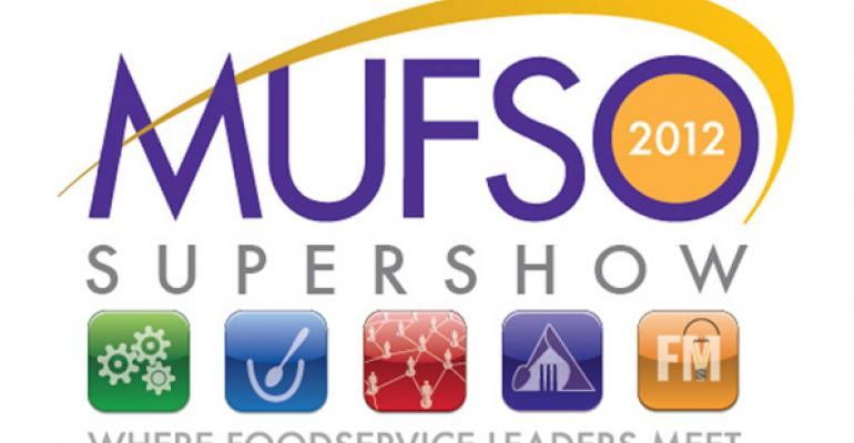 MUFSO 2012: Industry leaders talk menu labeling, economy