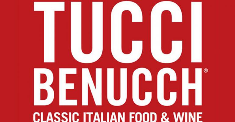 Tucci Benucch is appealing to shoppers at its Mall of America location with a special menu