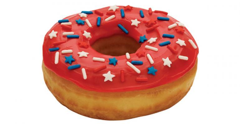 Doughnuts rise again