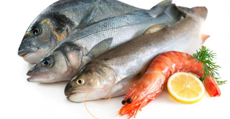 Seafood restaurant encourages educated consumers