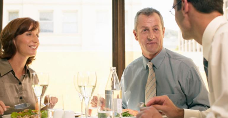 Corporate cost-cutting continues to dog fine-dining sector
