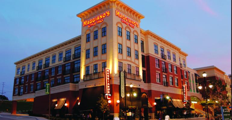 Maggiano's named favorite U.S. casual dining chain