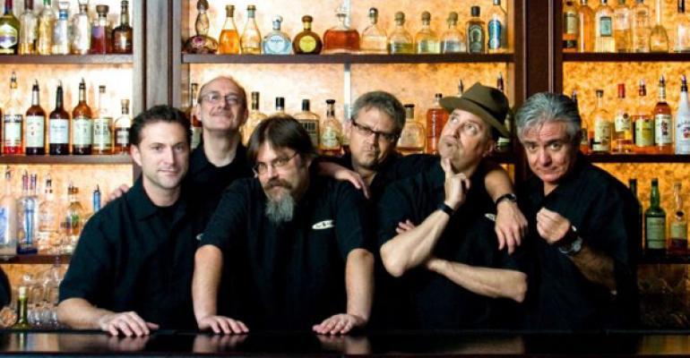 The starstudded faculty from online bartending training site DrinkSkoolcom