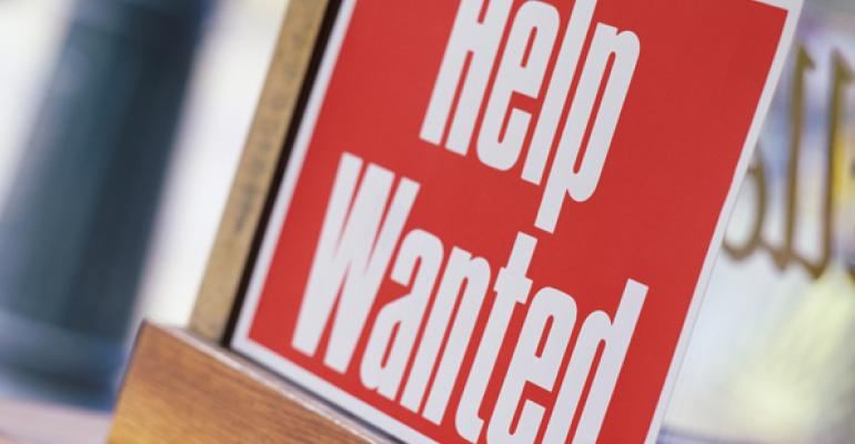 Uptick in restaurant traffic fuels hiring spree