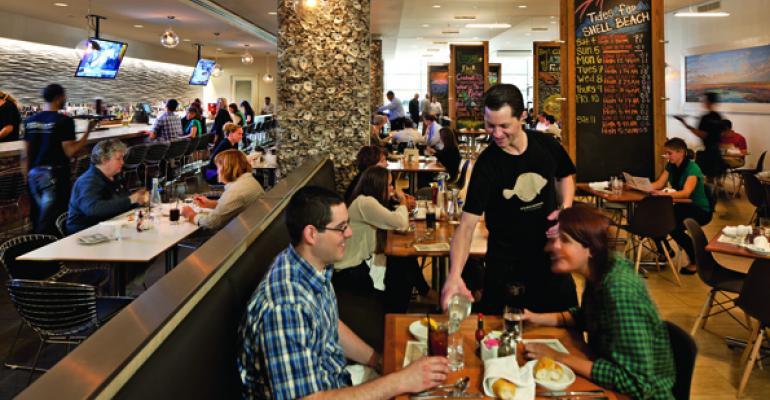 RH 25: Besh Restaurant Group