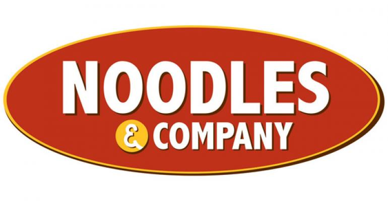 Noodles & Co. takes aim at the dinner daypart