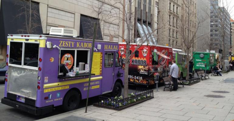Cities to show food trucks more love