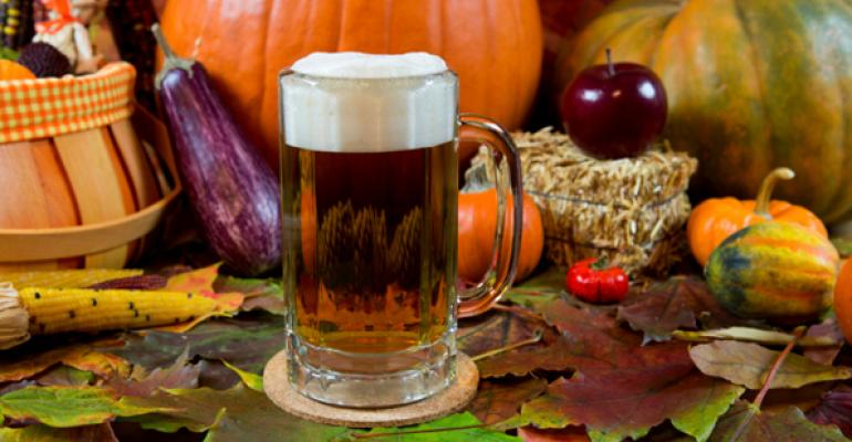 Beer pairing tips for Thanksgiving dinner
