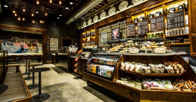Starbucks unveils next-gen neighborhood coffee shop