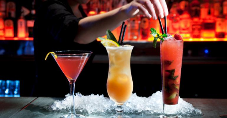 Genius drink pairings maximize beverage profits