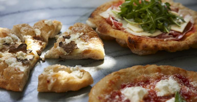 Spicy Porchetta Pizza