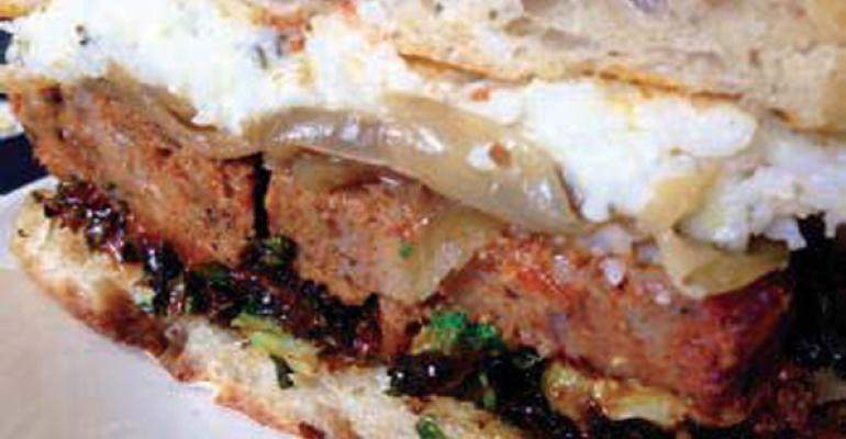 2014 Best Sandwiches in America: Meatloaf