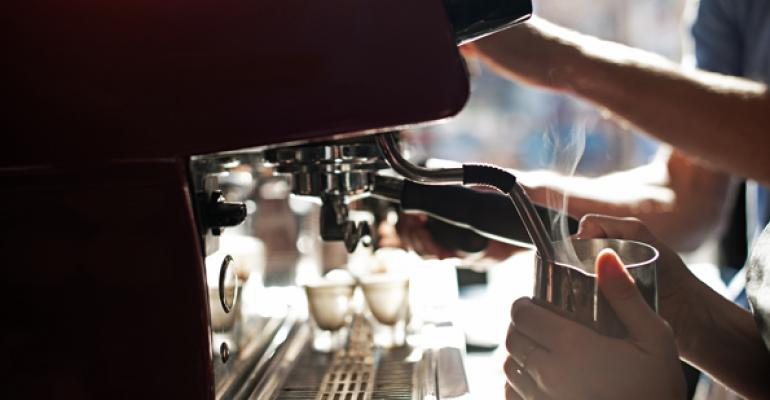 Coffee shops cut culinary chops