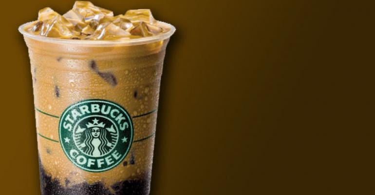 Survey: Iced coffee drinkers want more flavor options