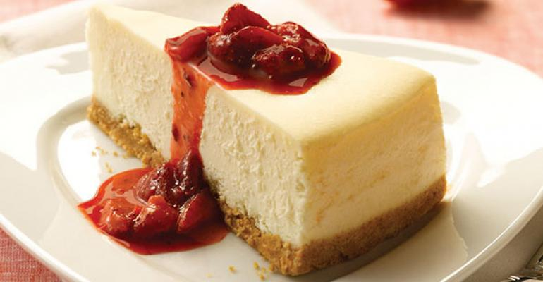 Cheesecake tops the list of most quotcraveworthyquot desserts