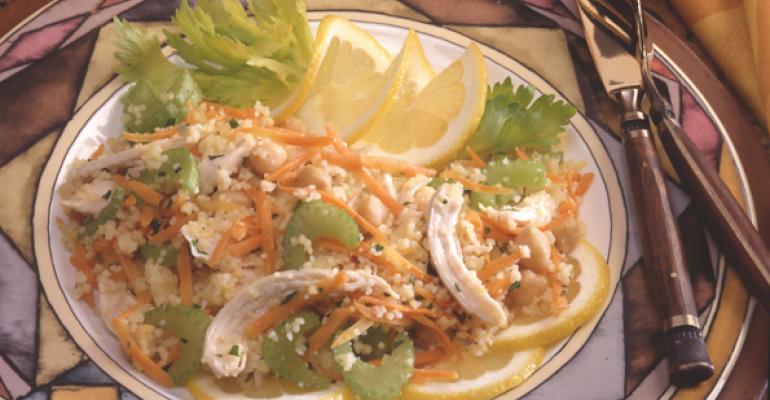 Five-Spice Chicken Salad
