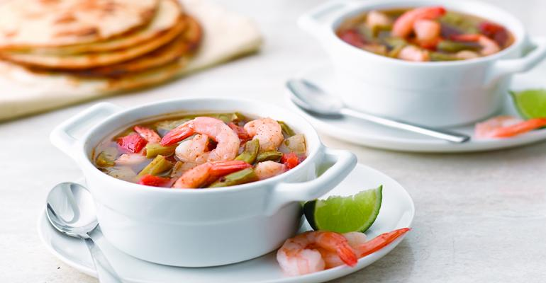 Knorr Soup Solutions Grow guest interest with interesting soups