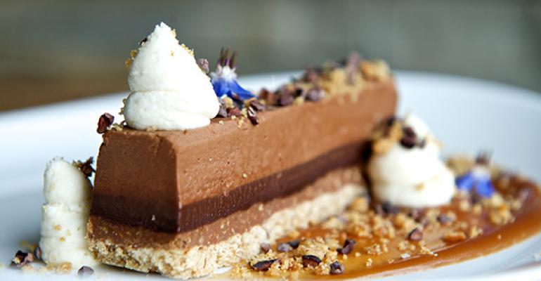 Chocolate Pretzel Bar