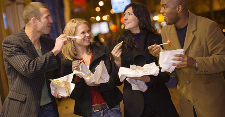 Takeout trends: Big data for small restaurants