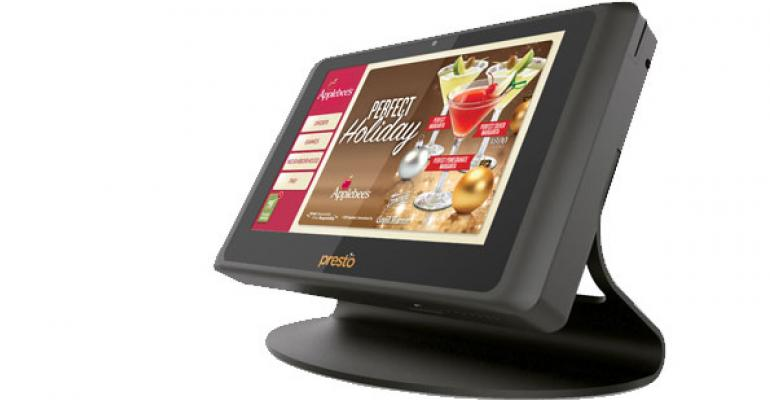 In a recent test at 18 Genghis Grill locations tabletop tablets increased table turns 30 percent more that onethird of all guests paid via tablet and servers benefitted from a 16percent bump in tips