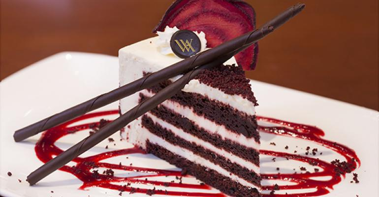 Restaurants Could See More Demand For Red Velvet Cake
