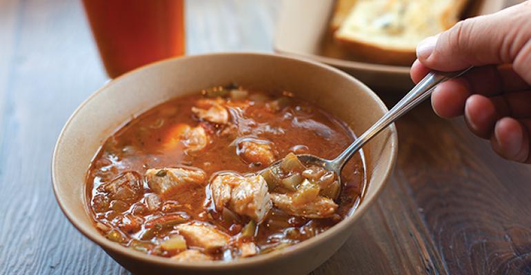 Fish Shop Soup