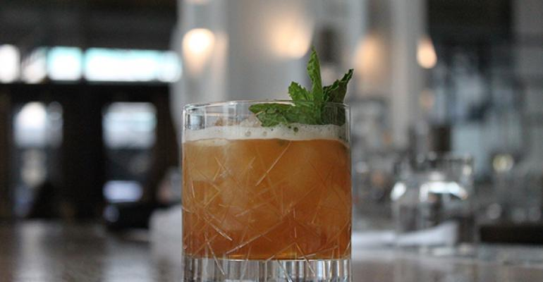 The Herbaceous Julep
