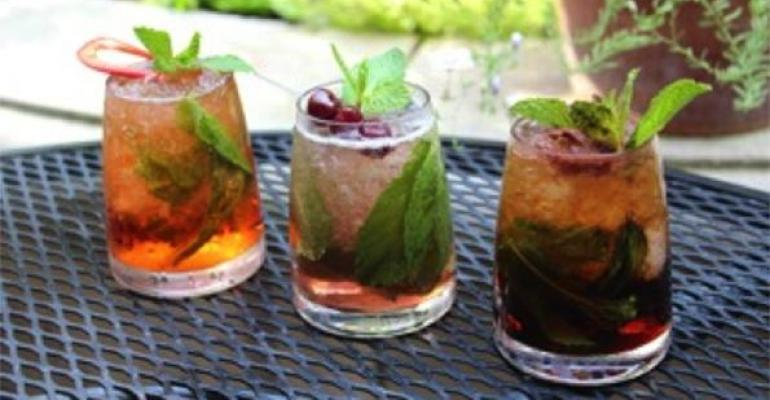 Chocolate Julep