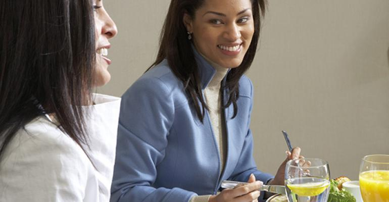 How to attract Millennial business diners