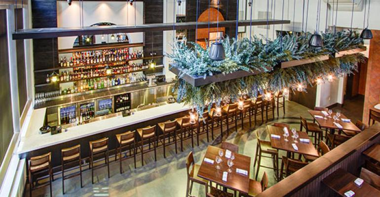 Bigger bars are a new construction trend according to Rob Mescolotto founder and owner of DCbased Hospitality Construction Services