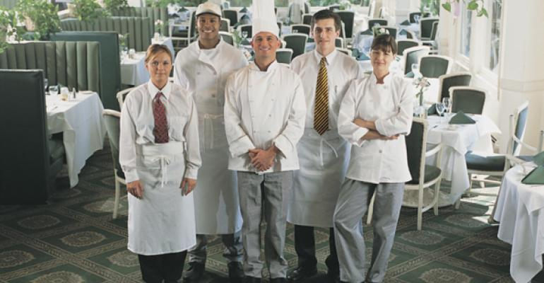 Trendinista: Restaurant staffing reflects shifting demographics