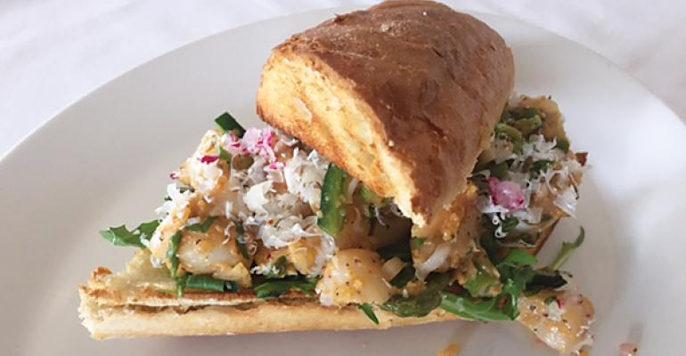 Best Sandwiches in America 2015: Seafood Salad
