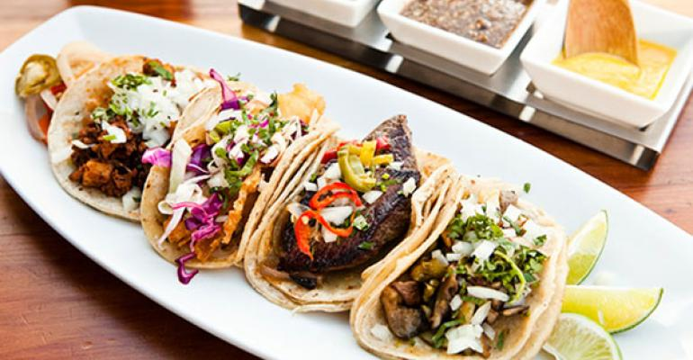 the Mexican segment is dominated by independent operators like Tacolicious a small group based in San Francisco