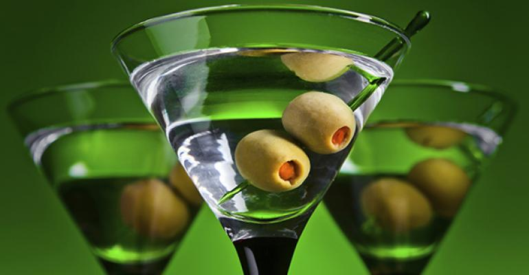Martinis shake up summer drink promotions