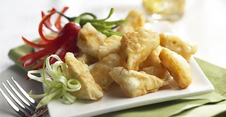 Tofu Firecrackers