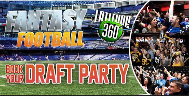Latitude 360 wants to cash in on fantasy sports boom
