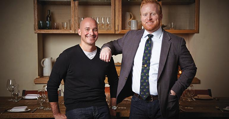The smart money at B Hospitality Co comes from John Ross left and Phillip Walters