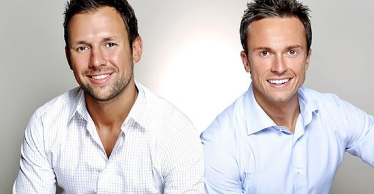 David Rekhson left and Lucas Stoioff have built a growing empire around Fabio Viviani39s Siena and other concepts